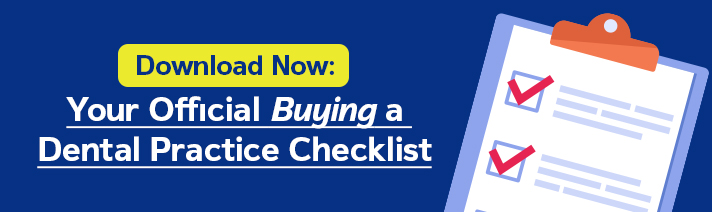 Your Official Buying a Dental Practice Checklist - 2