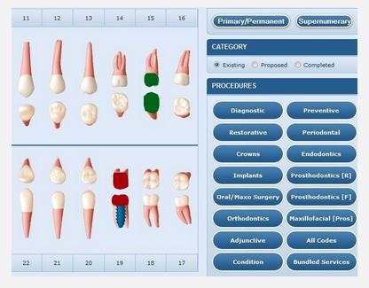 total dental software screenshot