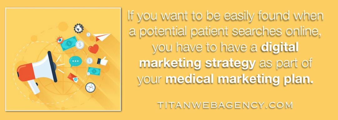 make sure digital marketing is part of your dental marketing plan