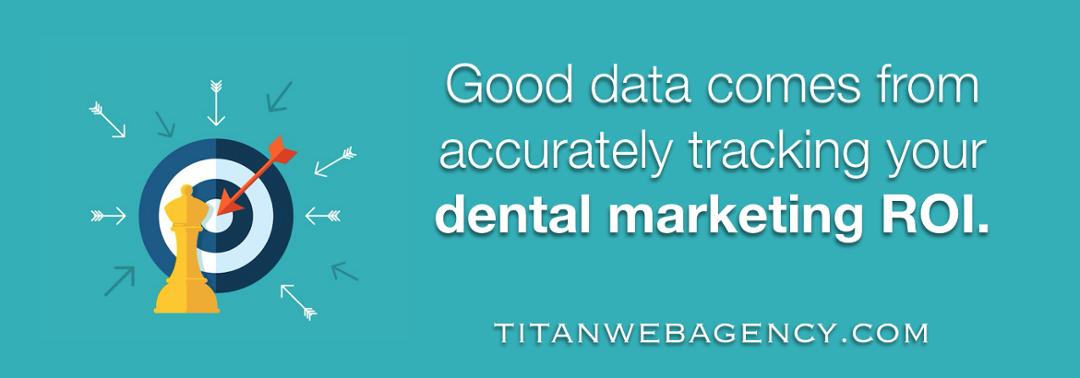 dental marketing roi