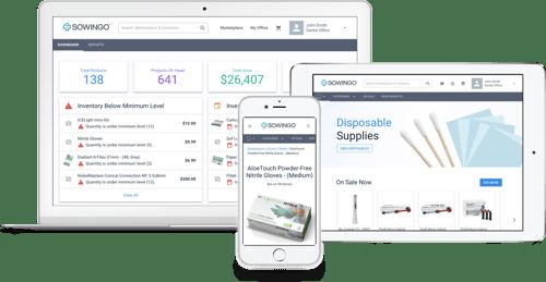 Image: Sowingo Dental Inventory Management Software