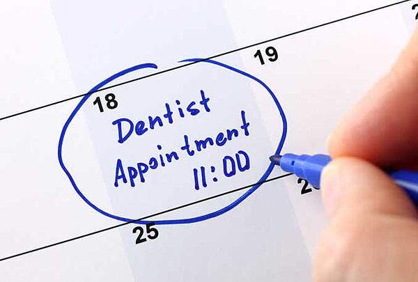 add value to dental patients appointment times