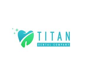 dental office logo samples green
