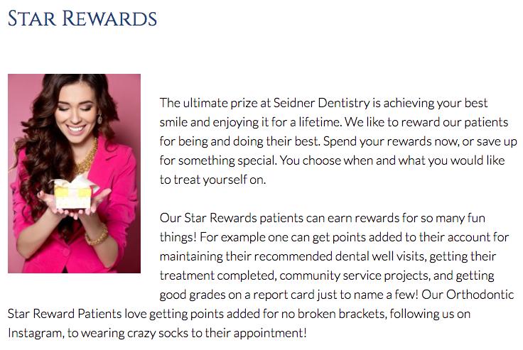 star dental rewards