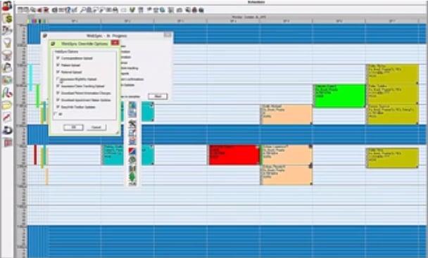 easy dental software screenshot