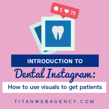 dental instragram: how to use visuals to get patients square