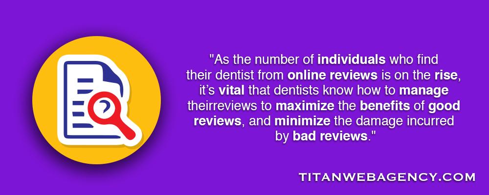Dentist Reputation Management: Effective Online Reputation Management Tips for Dentists