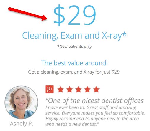 new-dental-patient-specials