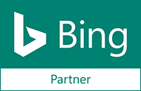 Bing Partner Badge Teal