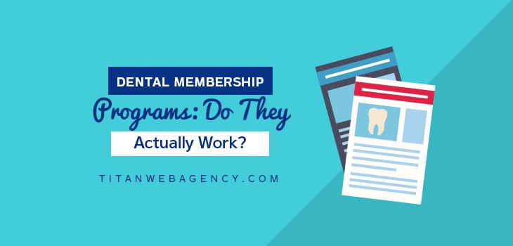 Are Dental Membership Programs For You?